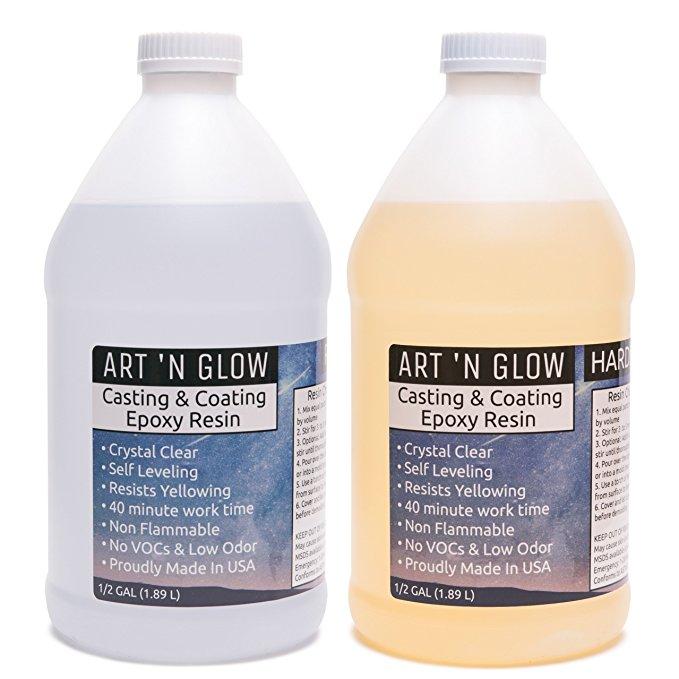 Art N Glow Resin