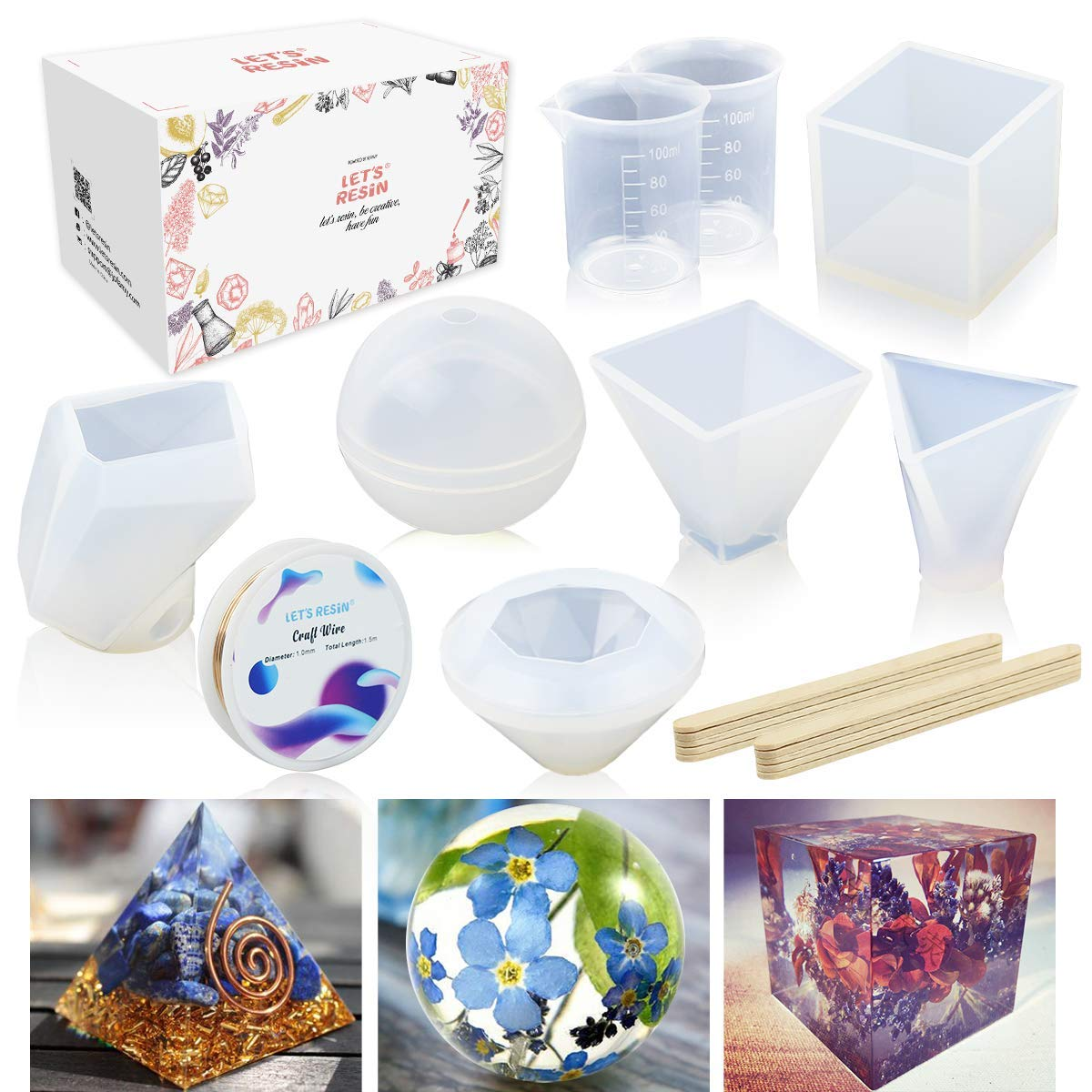 Everything You Need to Know About Casting Resin Molds