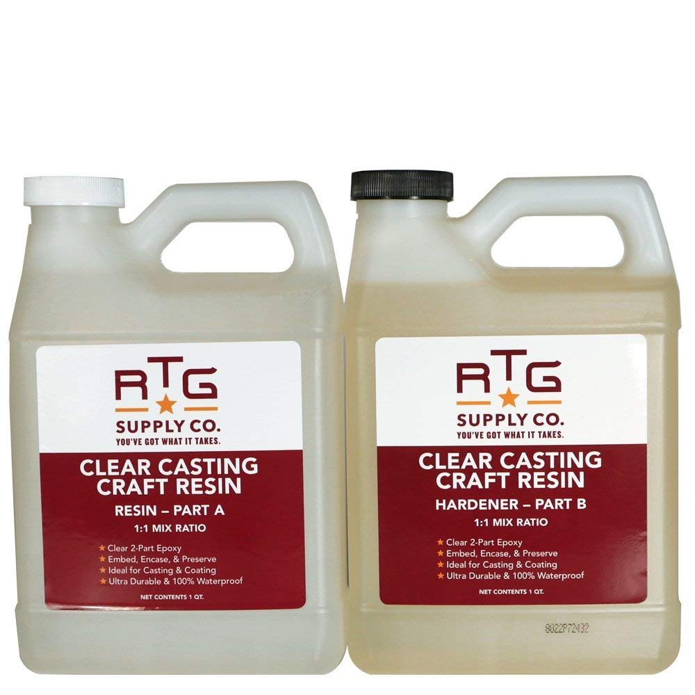 rtg clear casting craft resin