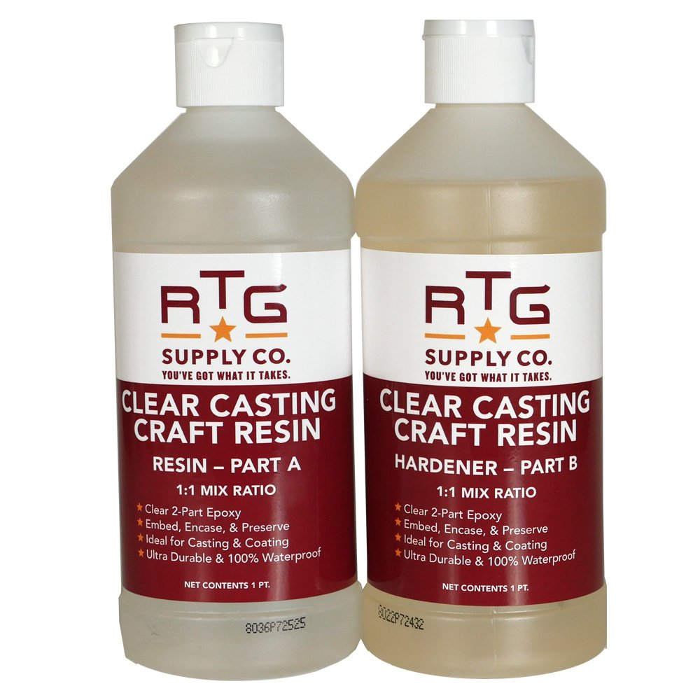 RTG Clear Casting Craft Resin Review | Clear Casting Resin