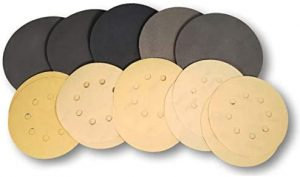 Various Sanding Pads