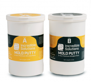 2 Part Mold Putty For Casting